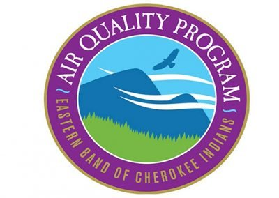 Cherokee Air Quality Logo - Insight Marketing