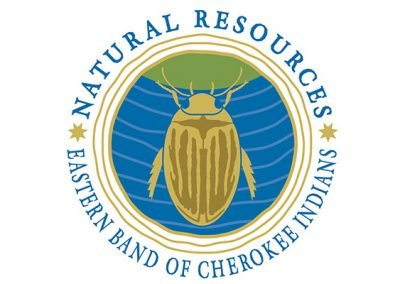 Cherokee Natural Resources Logo - Insight Marketing
