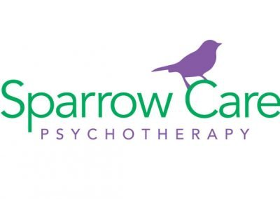 Sparrow Care Logo by Insight Marketing