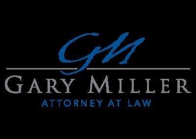Gary Miller logo