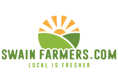 Web Logo for Swain Farmers